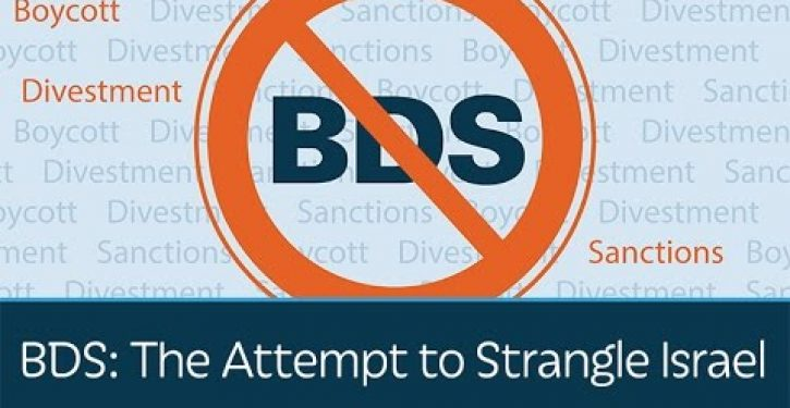 Video: Prager U on the evil that is BDS