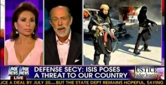 Security expert to Judge Jeanine: Door opened to terrorists through southern border by Michael Dorstewitz