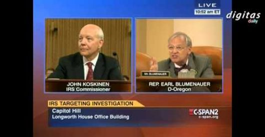 The 5 most outrageous things said by House Democrats at IRS hearings by Rusty Weiss