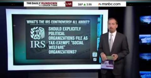 Video: 'Are there any actual real victims' of IRS scandal? by Nate