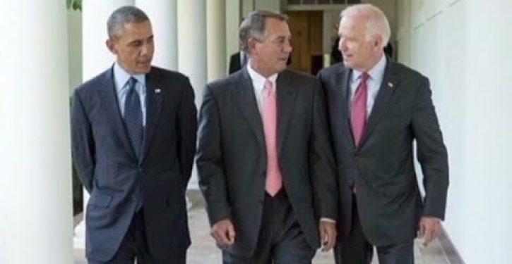 Dems panic after Boehner announces plans to sue Obama