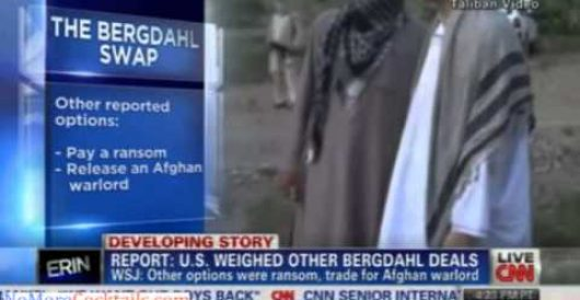 Video: Obama regime considered paying ransom for Bergdahl by LU Staff