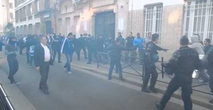 Jews attacked at 'Bring Back Our Boys' march in Paris
