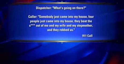 FL man calls 911 during violent home invasion, gets switched to voice mail by LU Staff