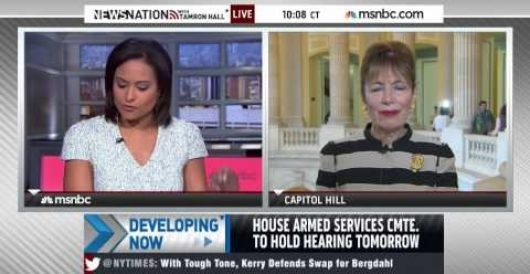 Video: Rep. Jackie Spier: Calling Taliban terrorists not necessarily accurate by LU Staff