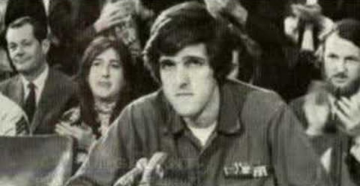 Kerry's and Clinton's about-face on attitude toward combat troops