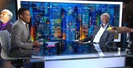 Morgan Freeman's surprising response to CNN's Don Lemon in re black opportunity in America by Deneen Borelli