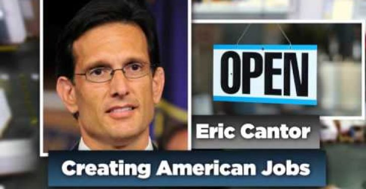 Cantor's corporate 'cronies' circling wagons, tea party challenger for House seat charges