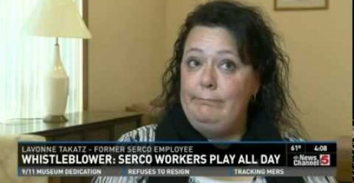 Video: O-Care worker did one week's worth in 5 months