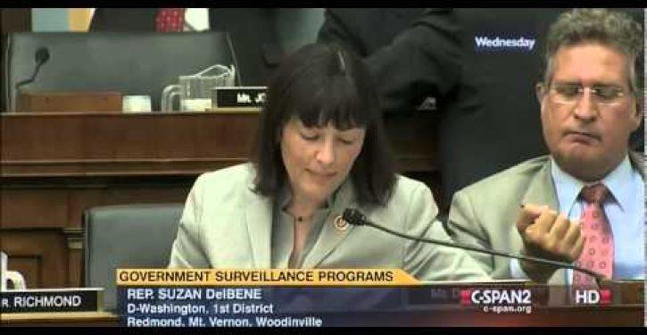 Did Dem congressman feast on his own ear wax on TV?