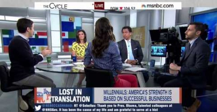 MSNBC panelist: I wish we'd finally man up and have a conversation about race
