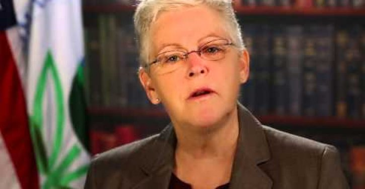 EPA chief to students: 'Pollution is holding back millions of African Americans'
