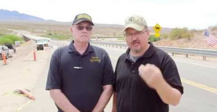 *Update* Oath Keepers website inaccessible after they release 'call to stand'
