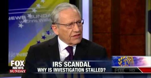 Journalist Bob Woodward on IRS scandal: 'There's obviously something here' by Renee Nal