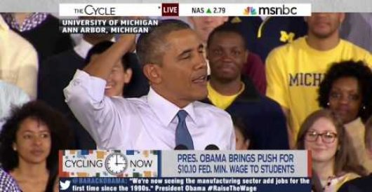 Obama demonstrates once again how 'with it' he is, calls Ryan budget plan 'stinkburger' by LU Staff