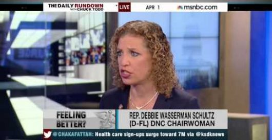 Debbie Wasserman Schultz can't name a single problem with Obamacare by Howard Portnoy