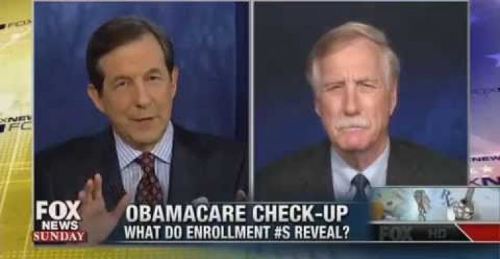 Dem-allied Senator: 'There's no such thing as Obamacare'