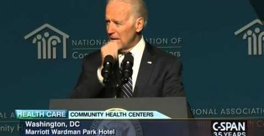 Video: Biden tries, fails to read off teleprompter by LU Staff