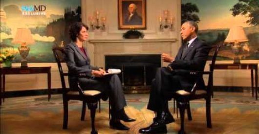 Video: Obama struggles with question of high cost of Obamacare by LU Staff