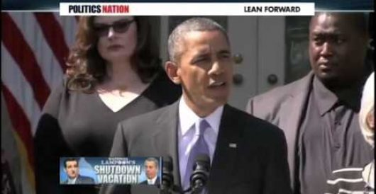 Video: The Al Sharpton doll: Pull a string, and hear Obama's words by LU Staff