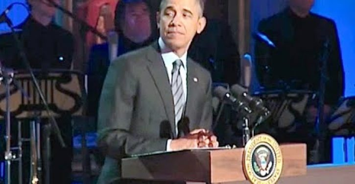 Obama's latest Bushism: Misspelling 'respect' in tribute to Aretha Franklin