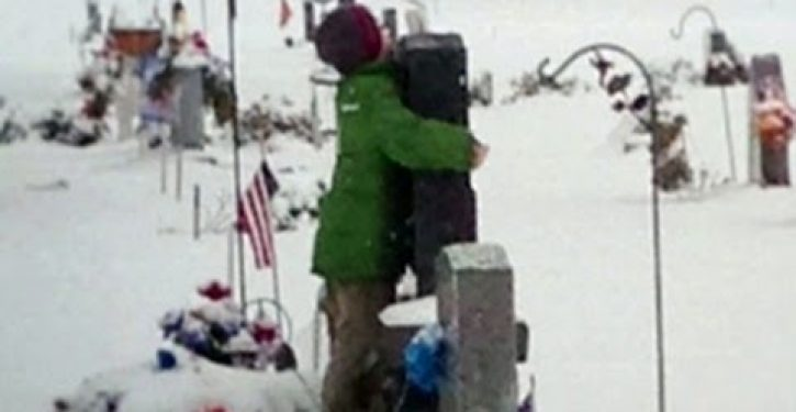 Kleenex alert: Heart-rending video of an 8-year-old's gift to a soldier