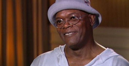 Samuel L. Jackson admits he voted for Obama based on skin color by Howard Portnoy