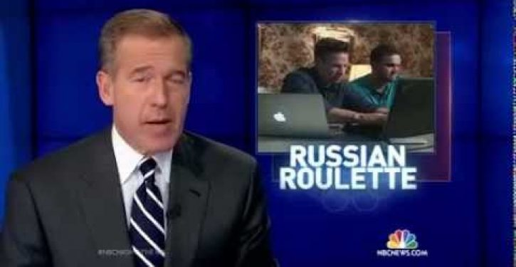 Huh: NBC story of 'getting hacked in Sochi' was completely false?