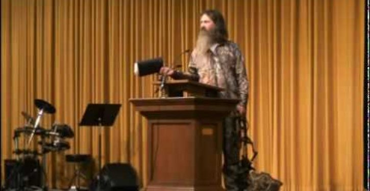 Why Duck Dynasty threatens the left