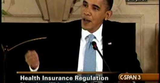 Obamacare wipes out health insurance plans: Costs and deductibles rise for many by Hans Bader