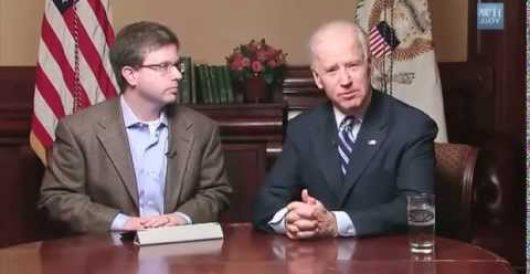 Woman takes Joe Biden's advice, gets arrested by T. Kevin Whiteman