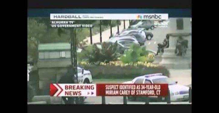Chris Matthews: DC car chase somehow tied to GOP anti-Obamacare efforts