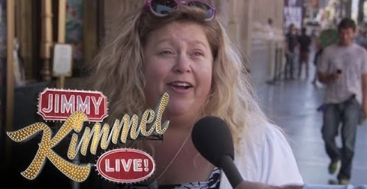 Jimmy Kimmel asks Americans which they prefer: Obamacare or Affordable Care Act