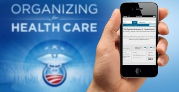 Day 1 Obamacare sign-up horror stories