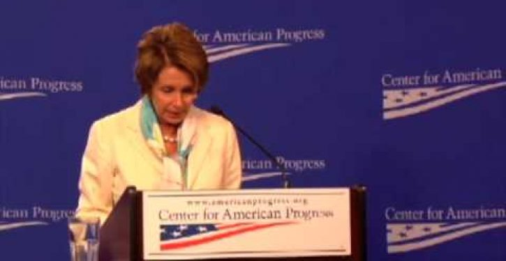 Nancy Pelosi confuses Constitution with Declaration of Independence in speech