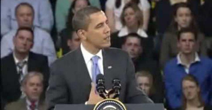 NYT explains away Obama's latest crisis of leadership by blaming — who else? — George W. Bush