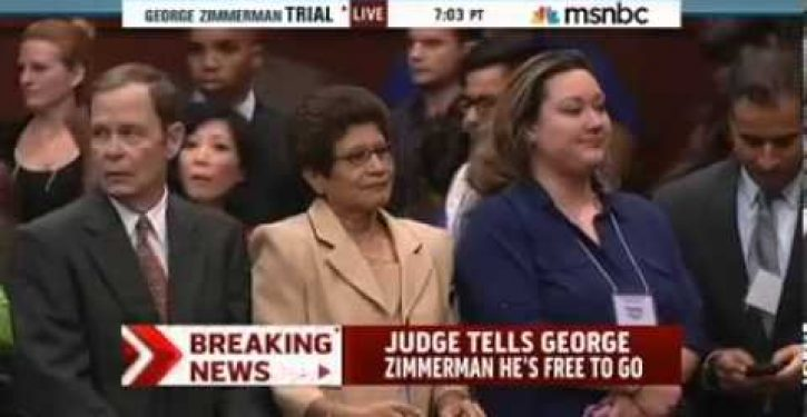 Justice for George Zimmerman and the court of public opinion
