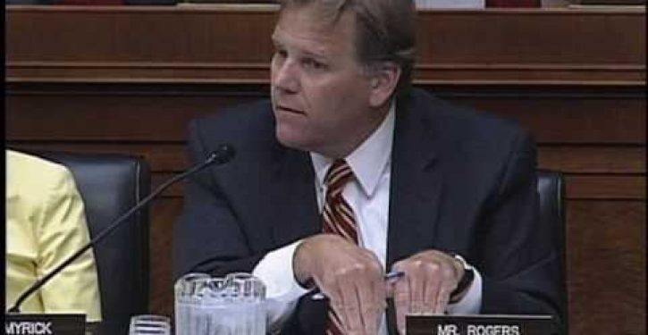 A must-see video of Rep. Mike Rogers on Obamacare