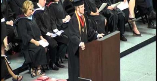 Anti-Christian group outraged that valedictorian dared to recite Lord's Prayer at graduation by Joe Newby