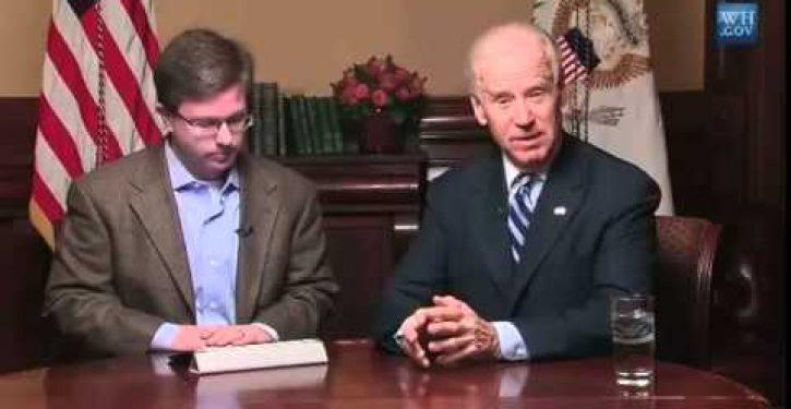 WH website offers gun ownership advice from shot gun salesman Joe Biden
