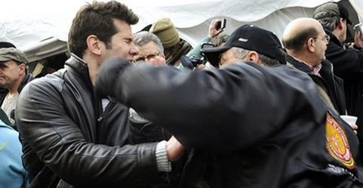 Union thugs go on violent rampage over right to work bill, assault Steven Crowder