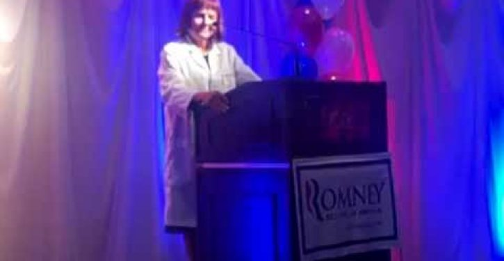 Conservative doctor claims she lost job for opposing Obamacare