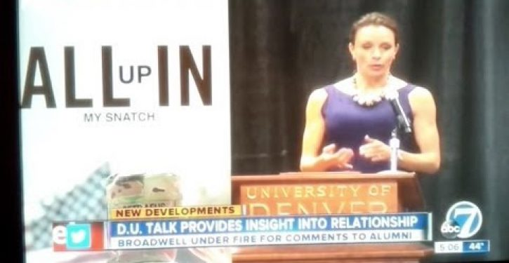 Denver TV station accidentally uses obscene Photoshop of Petraeus book cover