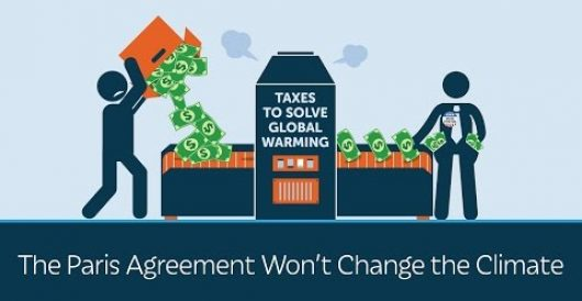 Video: The Paris Climate Agreement won't change the climate by LU Staff