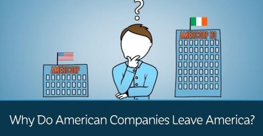 Video: Prager U asks why American companies leave America by LU Staff