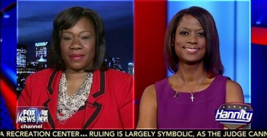Watch me on 'Hannity,' debating black activist over theatrics in McKinney, Texas by Deneen Borelli