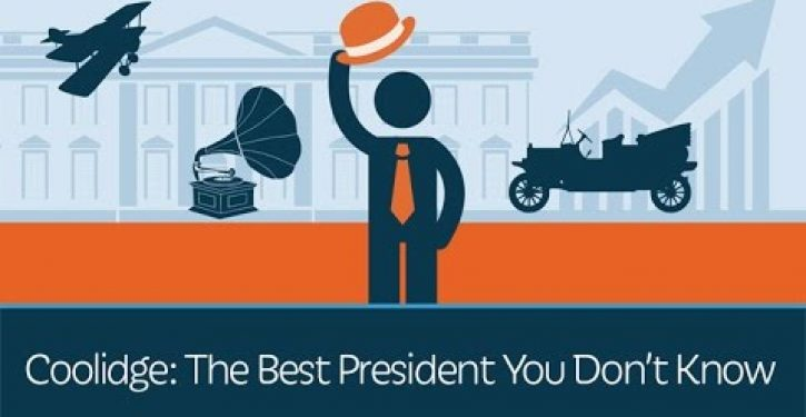 Video: Prager U on Calvin Coolidge, the best president you don't know