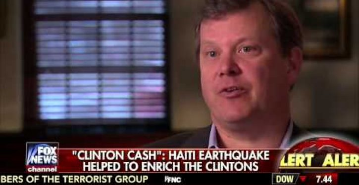 State Dept. contracts to rebuild earthquake-ravaged Haiti went to Clinton donors (Video)
