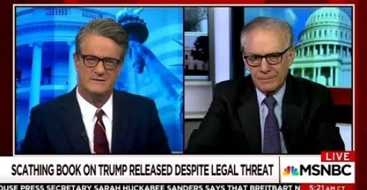 MSNBC's Joe Scarborough equates 'red state' Americans with supporters of Iranian mullahs by Joe Newby