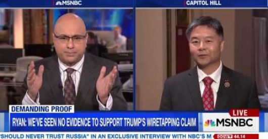 Quote of the Day: The best way to oppose fake news is to watch MSNBC by Howard Portnoy
